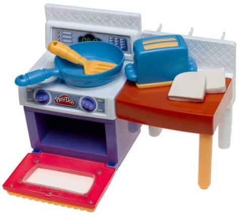 Play-Doh 22465 - Nhà bếp tiện dụng - bé tập nấu ăn