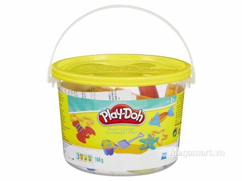 Play-Doh 23242 - Sáng tạo sinh vật biển - Hình ảnh vỏ hộp
