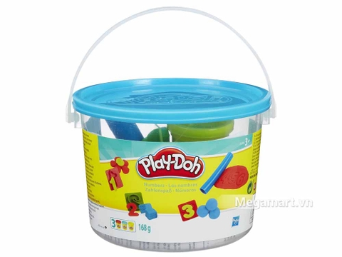 Play-Doh 23326 - Bộ số học vui nhộn - bộ đồ chơi thế hệ mới