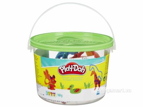 Play-Doh 23413 - Thế giới động vật mini - bộ đồ chơi mới