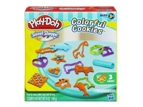 Play-Doh A7656 - Bánh quy hình thú - Hình ảnh vỏ hộp