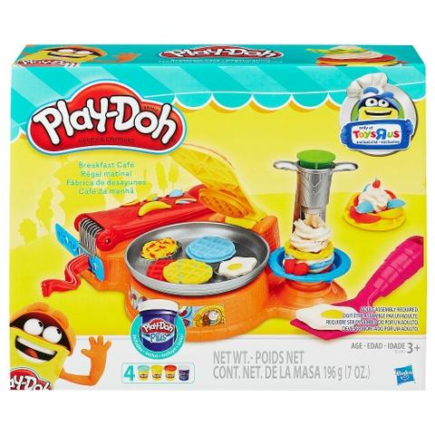 Play-Doh B3249 - Bữa sáng vui vẻ - Hình ảnh vỏ hộp