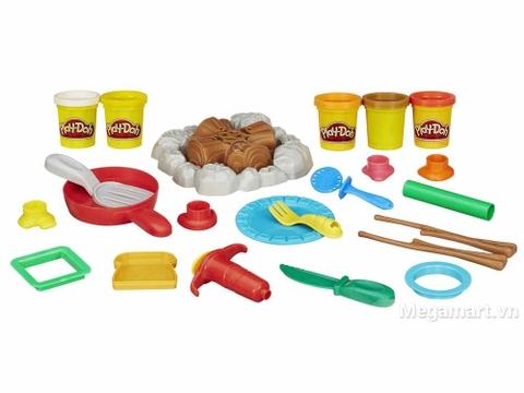 Play-Doh B3250 - Bữa tiệc dã ngoại - Thiết kế ấn tượng