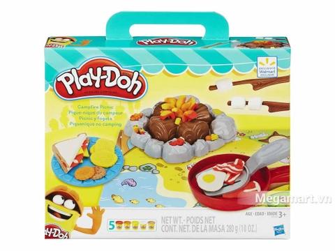 Play-Doh B3250 - Bữa tiệc dã ngoại - Hình ảnh vỏ hộp