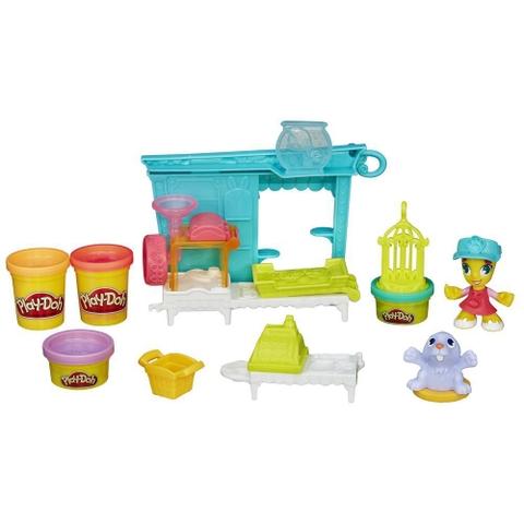 Play-Doh B3418 - Cửa hàng thú cưng - sản phẩm mới 2016