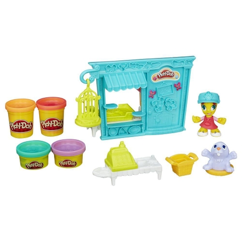 Play-Doh B3418 - Cửa hàng thú cưng - các chi tiết trong sản phẩm