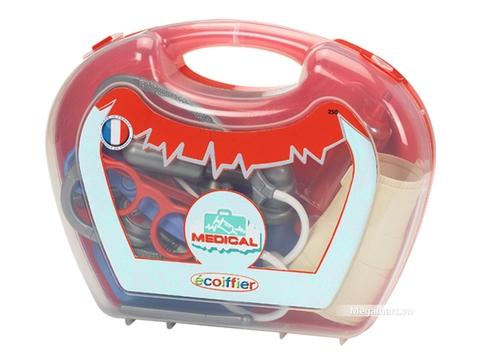 Hình ảnh thực tế của sản phẩm Ecoiffier Bộ dụng cụ bác sĩ