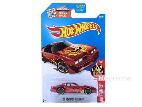 Hot Wheels '77 Pontiac Firebird - ảnh bìa sản phẩm