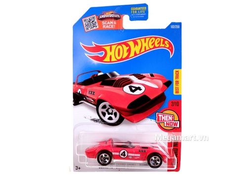 Hình ảnh vỏ hộp bộ Hot Wheels Corvette Grand Sport Roadster