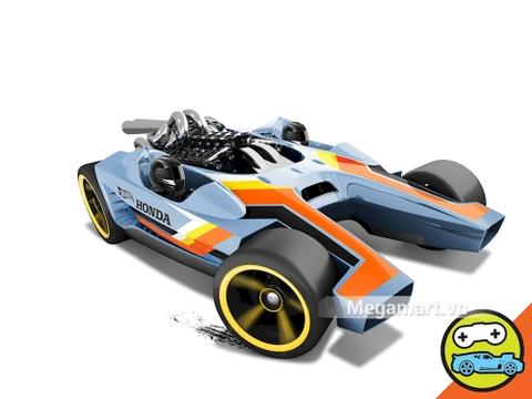 Hình ảnh chi tiết sản phẩm siêu xe mô hình Hot Wheels Honda Racer