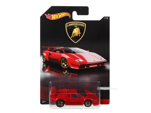 Đồ chơi Hot Wheels Lamborghini Countach LP 500