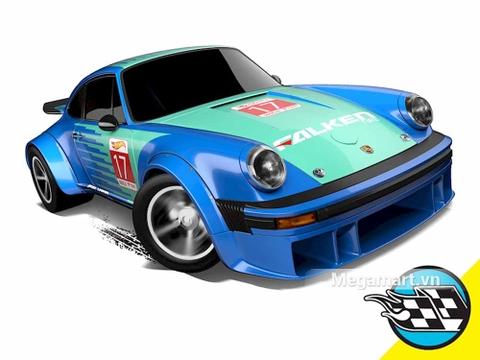 Hot Wheels Porsche 934 Turbo RSR - xe đua bé yêu thích