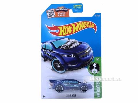 Hot Wheels Super Volt - ảnh bìa sản phẩm