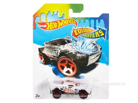 Hình ảnh vỏ hộp bộ Hot Wheels Xe đổi màu RD08
