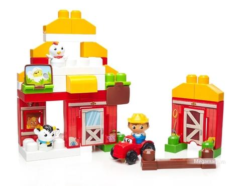 Các mô hình ấn tượng trong bộ Mega Bloks Lắp ráp thành phố