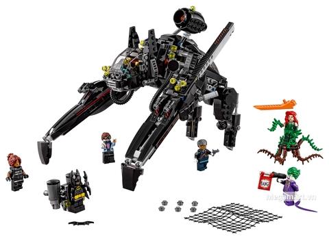 Các mô hình ấn tượng trong bộ Lego Batman Movie 70908 - Tên tội phạm Scuttler