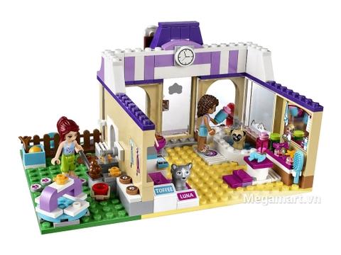 Lego Friends 41124 – Ngày hội thú cưng độc đáo mới lạ