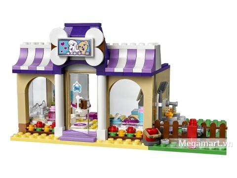 Lego Friends 41124 – Ngày hội thú cưng cho bé trải nghiệm tuyệt vời