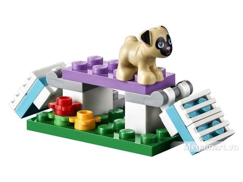 Lego Friends 41124 có mảnh ghép đẹp, an toàn