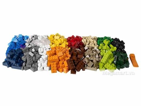 Lego Brick & More 10682 - Vali sáng tạo Lego - 1000 mảnh ghép