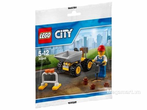 Ảnh bìa sản phẩm Lego 30348