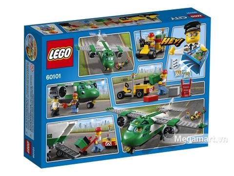 Chi tiết bộ xếp hình Lego City 60101