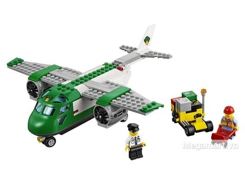 Lego City 60101 cho bé trải nghiệm nhiệm vụ vừa lạ vừa quen