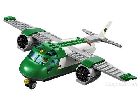 Mô hình Máy bay chở hàng lần đầu xuất hiện