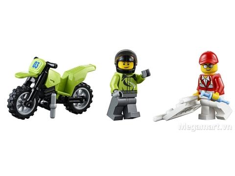Các nhân vật có trong bộ Lego 60116