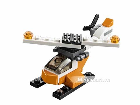 Lego Creator 31043 - Xe vận chuyển trực thăng - trực thăng chuyên dụng