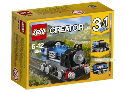 Hình ảnh vỏ hộp bộ Lego Creator 31054 - Đầu tàu Xe lửa mini