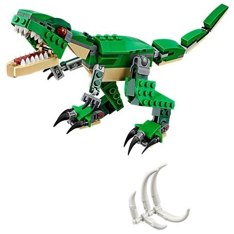 Lego Creator 31058 - Khủng long mạnh mẽ chi tiết