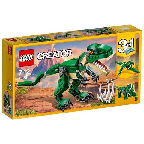 Lego Creator 31058 - Khủng long mạnh mẽ Vỏ hộp