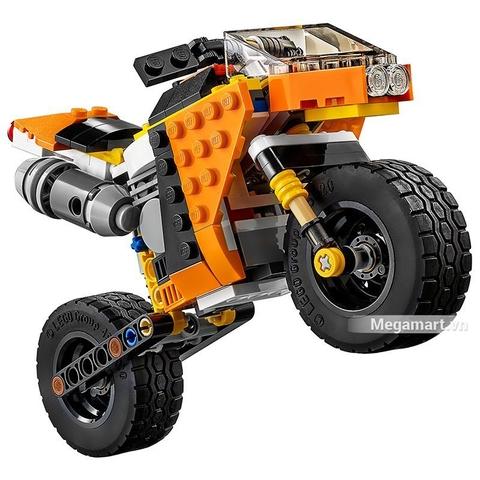 Đồ chơi Lego Creator 31059 - Xe mô tô đường phố