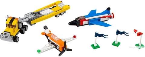 Cha mẹ có từng nghĩ đến một bộ đồ chơi 3 trong 1 như Lego Creator?