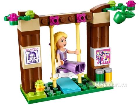 Lego Disney Princess 41065 - Ngày tuyệt vời của Rapunzel - nhân vật chính