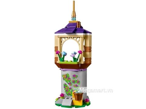Lego Disney Princess 41065 - Ngày tuyệt vời của Rapunzel - tòa lâu đài