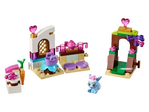 Các mô hình ấn tượng trong bộ Lego Disney Princess 41143 - Nhà bếp của Berry