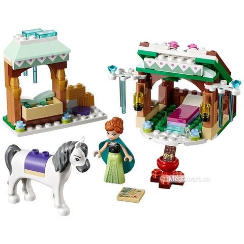 Đồ chơi búp bê Lego Disney Princess 41147 - Chuyến phiêu lưu núi tuyết của Anna