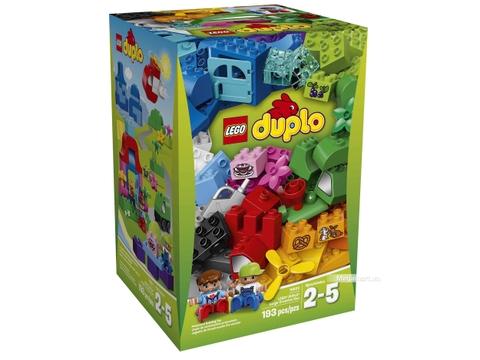 Hình ảnh vỏ hộp bộ Lego Duplo 10622 -  Bộ lắp ráp Duplo lớn sáng tạo