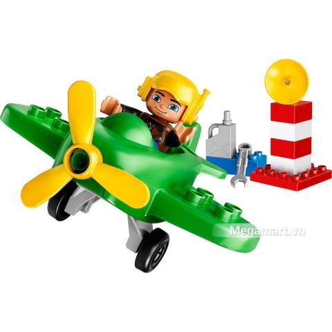 Nuôi dưỡng ước mơ phi công của bé với bộ Lego Duplo 10808 - Máy bay Mini