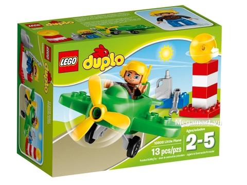 Nuôi dưỡng ước mơ phi công của bé với bộ Lego Duplo 10808 - Máy bay Mini - class=