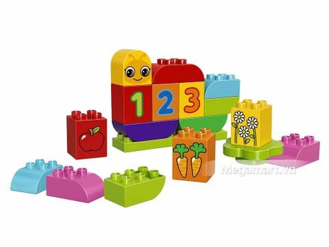 Các miếng ghép lớn phù hợp với trẻ từ 2 tuổi trở lên