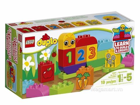 Bìa trước của Lego 10831