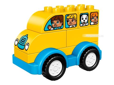 Các mô hình ấn tượng trong bộ Lego Duplo 10851 - Xe Bus đầu tiên