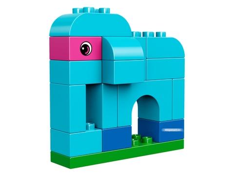 Các mô hình ấn tượng trong bộ Lego Duplo 10853 - Bộ Duplo lắp ráp sáng tạo