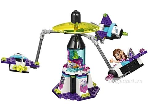 Đồ chơi Lego Friends 41128 - Công viên giải trí du hành không gian