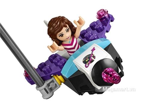 Thoả sức sáng tạo cùng Lego Friends 41128