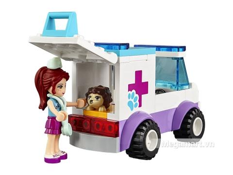 Lego Juniors 10728 thể hiện nhiệm vụ cao cả