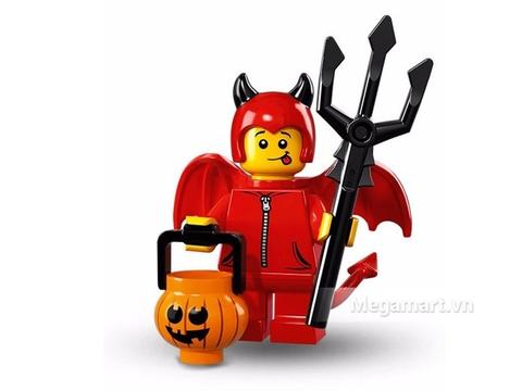 Lego Minifigures 71013 có mảnh ghép an toàn sức khoẻ